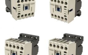 Mini contator tripolar at� 16A METALTEX