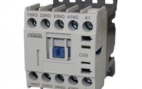 Contator auxiliar METALTEX
