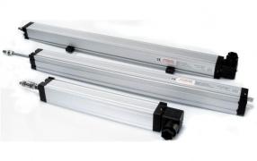 Sensor de posi��o linear potenciom�trico METALTEX