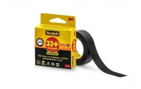 Fita Isolante 3M Scotch 33+
