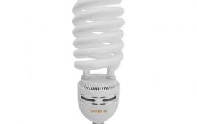 L�mpada Fluorescente ELETR�NICA SPIRALUX 84W Ourolux