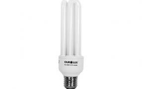 L�mpada Fluorescente ELETR�NICA 3U Ourolux