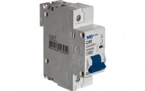 Disjuntor Industrial - Unipolar - DJ-10K1-C80A MARGIRIUS