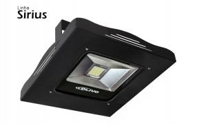 Lumin�rias LED SMD para industrias OLIVO
