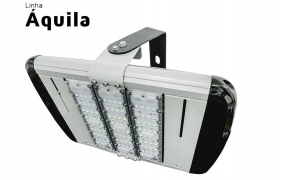 Lumin�ria Modular LED industrial OLIVO