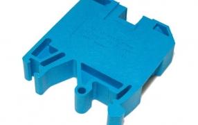 CONECTOR BORNE SAK NEUTRO AZUL - 10 PCS SCHUHMACHER