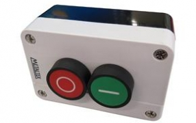 CP - Caixa pl�stica para bot�es METALTEX