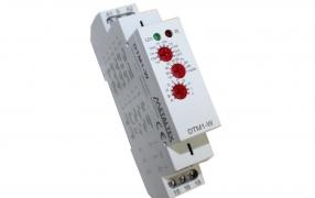 DTM1-W - Temporizador anal�gico multifun��o - multitempo - 1 rel� METALTEX