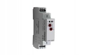 DTR1-A220 - Temporizador anal�gico retardo na energiza��o - multitempo - 1 rel� METALTEX