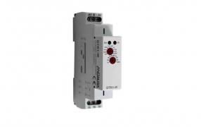 DTR1-W - Temporizador anal�gico retardo na energiza��o - multitempo - 1 rel� METALTEX