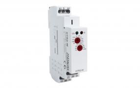 DTR2-W - Temporizador anal�gico retardo na energiza��o - multitempo - 2 rel�s METALTEX